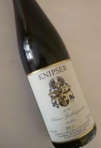 Viel Vergnügen unter €10 - Knipsers Basis-Pinot
