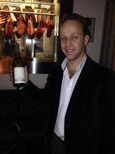 Nick Lane, der Jet-Lag und der Icon Wine